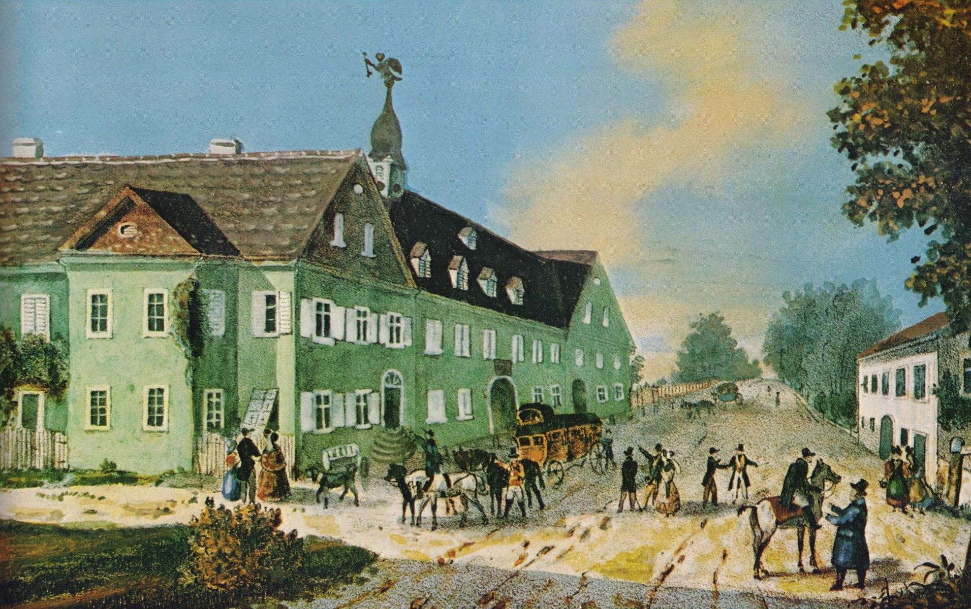 Post Waldbronn