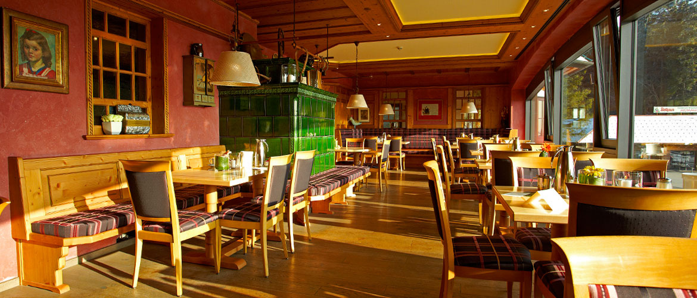 Restaurant Hotel Barenhof Im Nationalpark