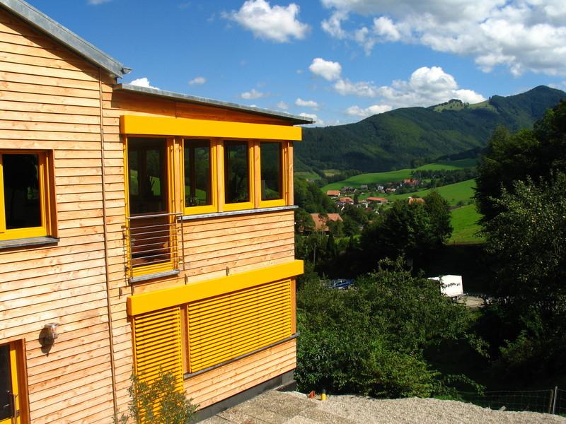 Ferienwohnungen haus gottschalk in oberried im schwarzwald for Ferienhaus gottschalk
