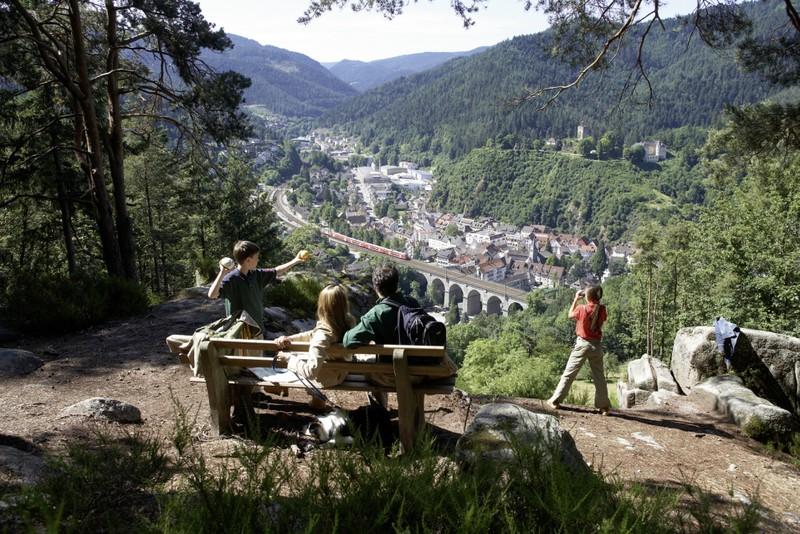 Schwarzwaldort hornberg orte im schwarzwald for Design hotel schwarzwald