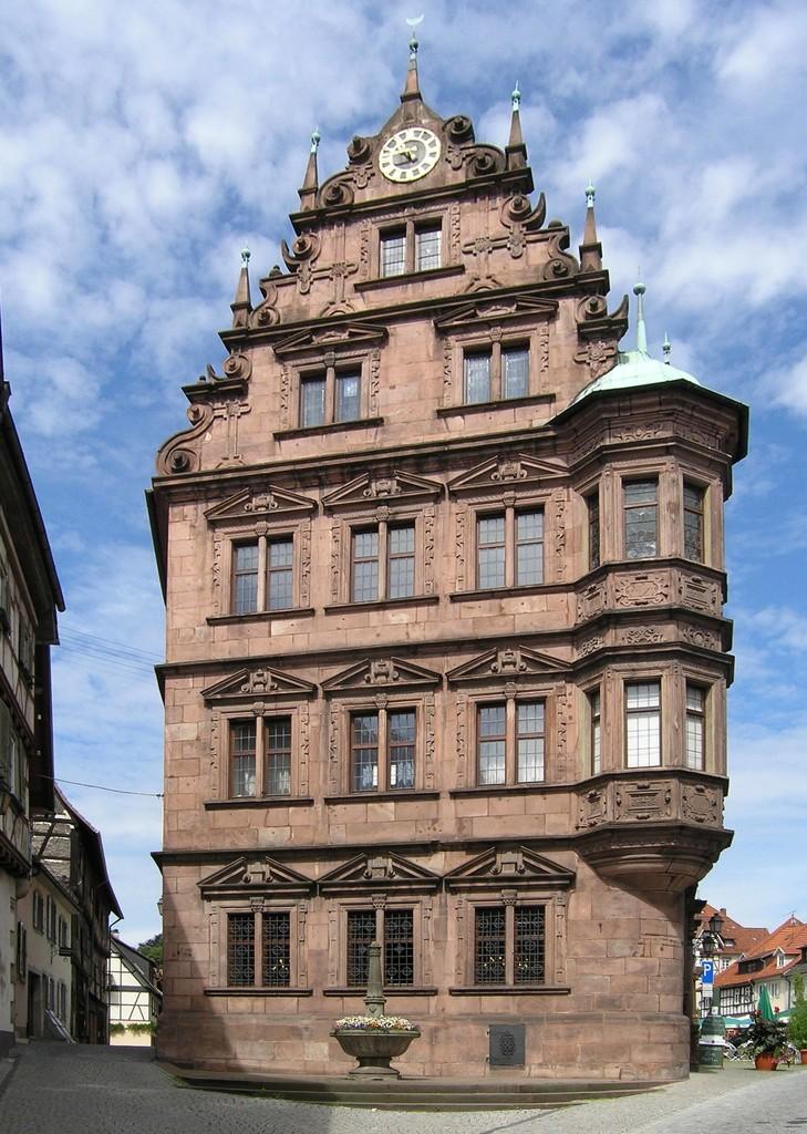 Rathaus Gernsbach