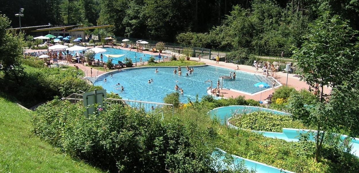 Igelbachbad Gernsbach