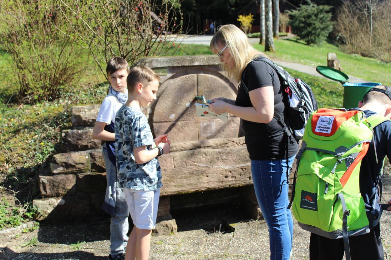 Kinder Entdecken Die Stadt Zell Am Harmersbach Bei Zell Am Harmersbach